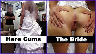 XXXPAWN - Here Cums Eradicate affect Bride, Abby Rose, Looking To Germ Her Whilom before