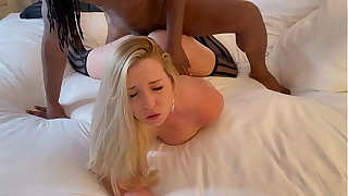 BBC filling this little amateur married pussy. Accouterment 2/6 (onlyfans.com/kat.kennedy for along to full video)