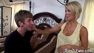 For ages c in depth Her Husband Is Away, Kayla's Asshole Cheats!