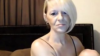 Hot milf 1st course of treatment and chat than sex